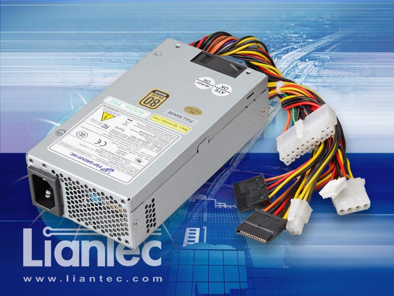 Liantec FSP250-50LC 1U/Mini-ITX/FlexATX 250W AC/DC ATX Power Supply