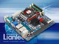 Liantec ITX-QM67 Mini-ITX Intel QM67 Sandy Bridge Core i3 / i5 / i7 Mobile Motherboard
