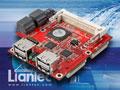 Liantec TBM-1460 Tiny-Bus PCIe eSATA / SATA-II Multiplier Module