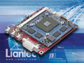 Liantec TBM-1610 Tiny-Bus PCIe x16 MXM Graphics Extension Module